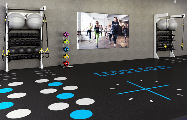 FOD™ Partners with SH1FT® Functional Training