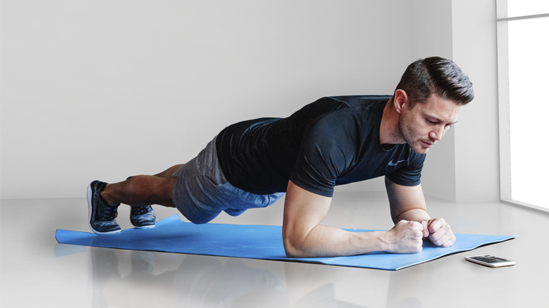 Home Workout System On Demand