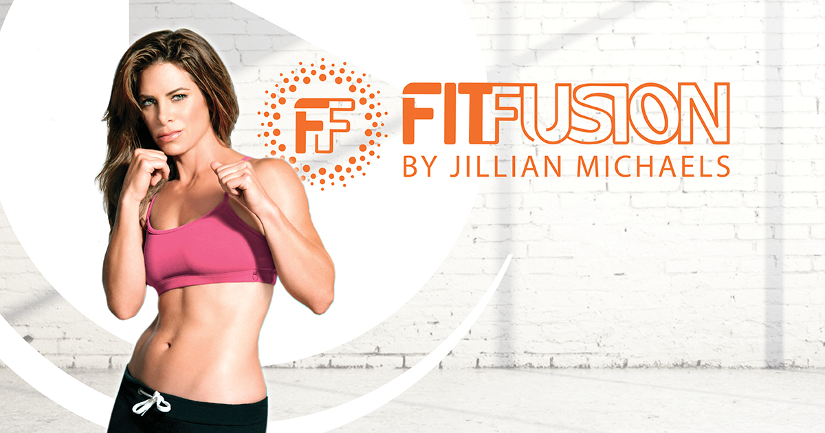 New FitFusion® by Jillian Michaels Videos Available to all ...
