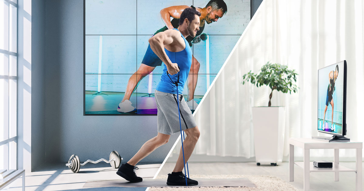 virtual digital fitness