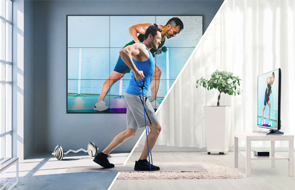 Virtually Anywhere: The New Role of Digital Fitness