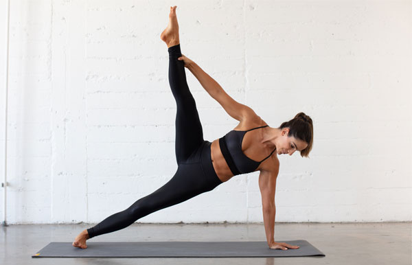 Top Tips from Sweat Factor's Jeni DelPozo for National Yoga Month