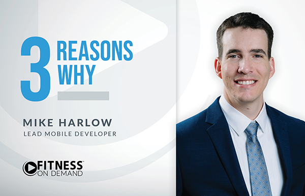 3 Reasons Why Talks With Senior Software Developer, Mike Harlow