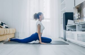 Apartment Virtual Fitness