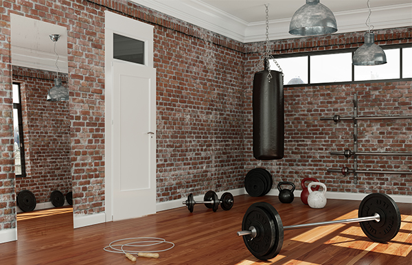 Virtual Fitness Home User