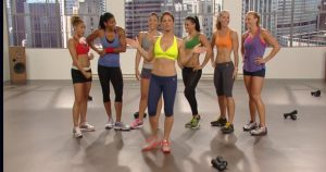 Jillian Michaels Kickbox Fast Fix