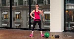 Strength Total Body 20mins with Claire #1