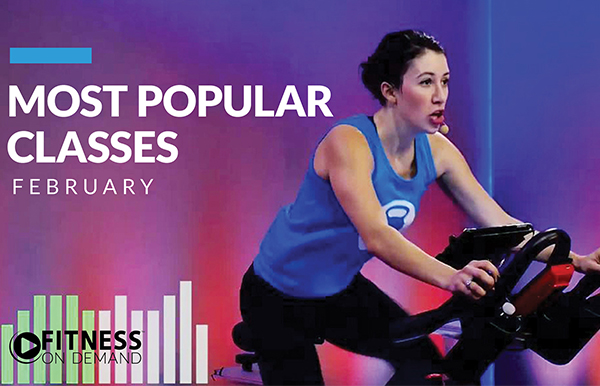 Most Popular virtual fitness
