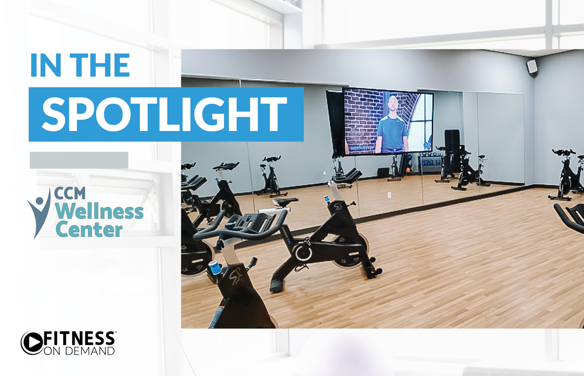 In the Spotlight with CCM Wellness Center